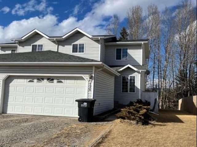 126 Wilson Avenue, Hinton, AB T7V 1Z5 (#A1089030) :: Redline Real Estate Group Inc