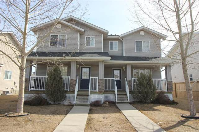 2507 & 2509 Valleyview Drive, Camrose, AB T4V 1V6 (#A1089197) :: Calgary Homefinders