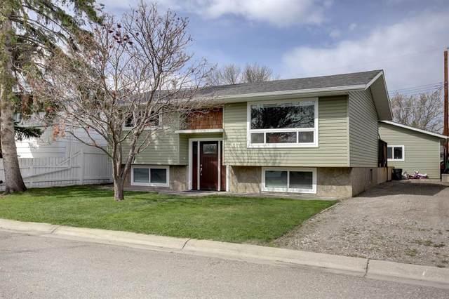 817 5 Street SE, High River, AB T1V 1J3 (#A1089205) :: Calgary Homefinders
