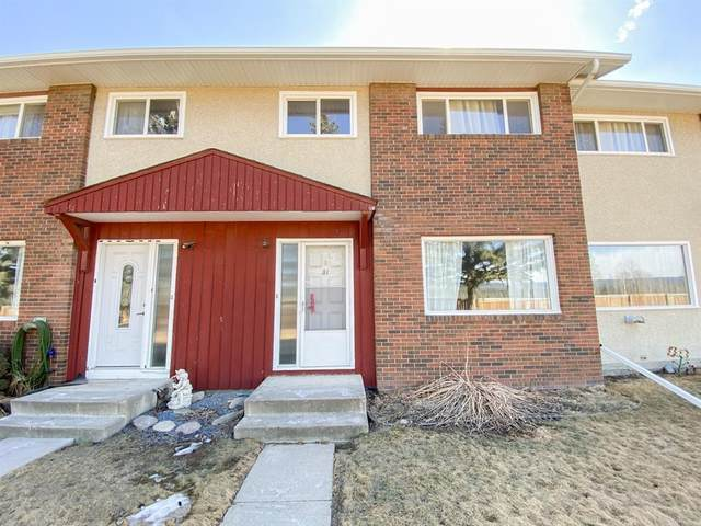441 Switzer Drive #31, Hinton, AB T7V 1Z7 (#A1089290) :: Calgary Homefinders