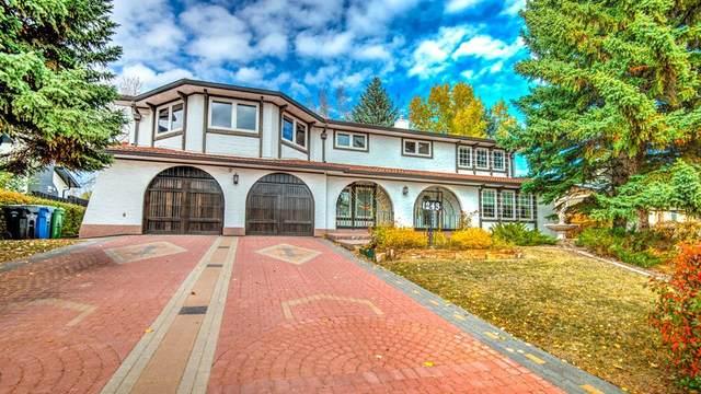 1243 Varsity Estates Road NW, Calgary, AB T3B 2W3 (#A1089319) :: Dream Homes Calgary