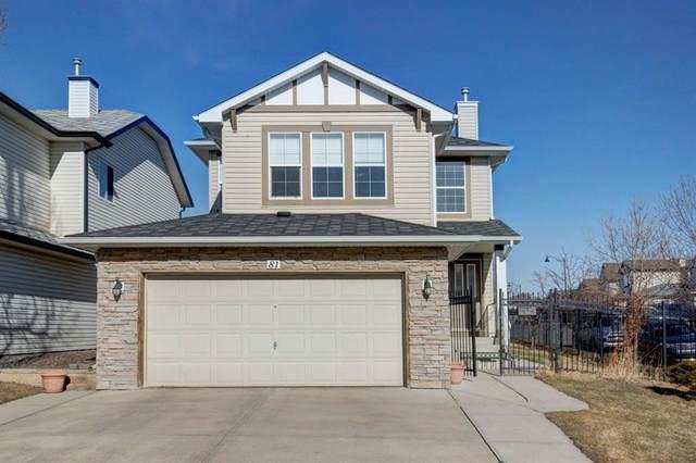 81 Evansmeade Circle NW, Calgary, AB T3P 1B8 (#A1089333) :: Redline Real Estate Group Inc