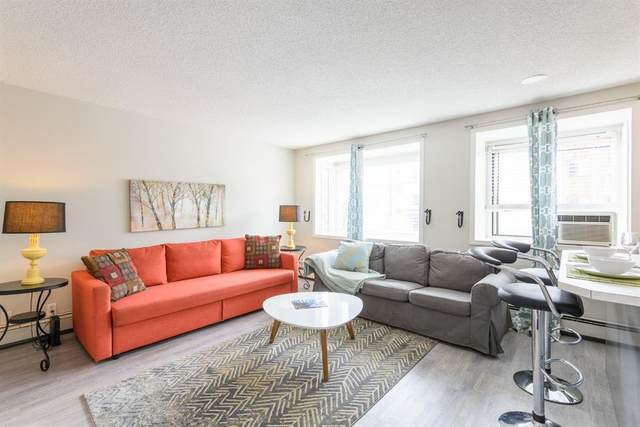 1821 11 Avenue SW #104, Calgary, AB T3C 0N7 (#A1089464) :: Redline Real Estate Group Inc