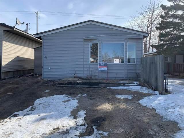 55011 Township Rd 714 #67, Grande Prairie, AB T8V 2Z8 (#A1089549) :: Calgary Homefinders