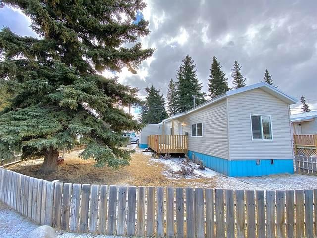 726 Carmichael Lane #10, Hinton, AB T7V 1T1 (#A1089583) :: Calgary Homefinders