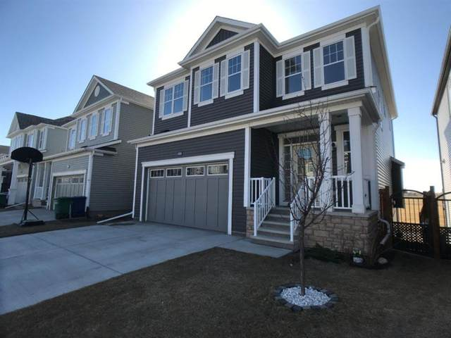 333 Windrow Crescent SW, Airdrie, AB T4B 4K2 (#A1089646) :: Calgary Homefinders