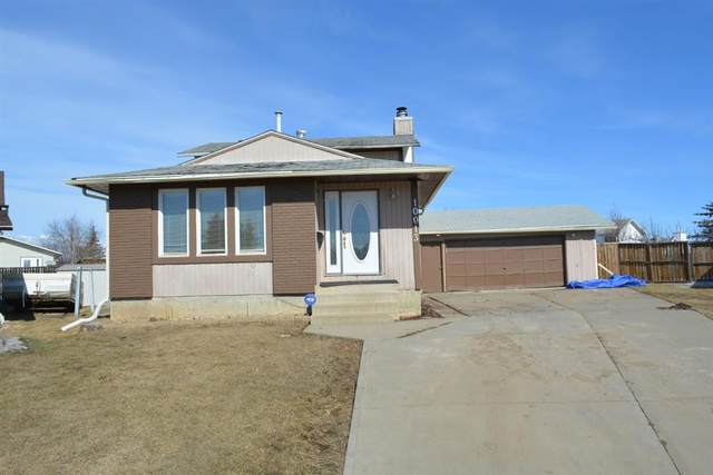 10013 84 Street, Peace River, AB T8S 1N3 (#A1089706) :: Calgary Homefinders