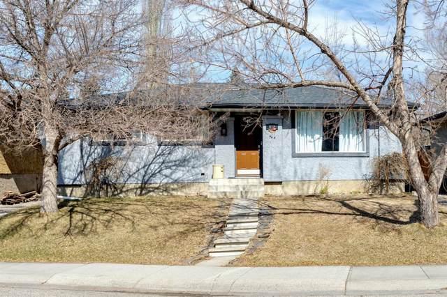 812 Lysander Drive SE, Calgary, AB T2C 1S3 (#A1089783) :: Redline Real Estate Group Inc