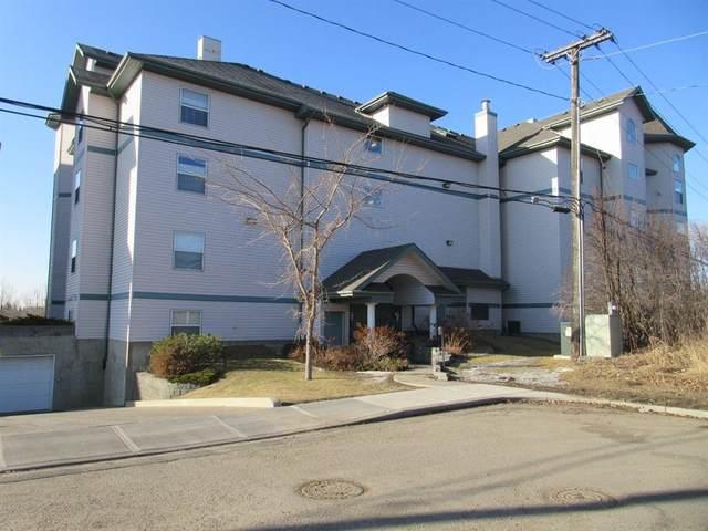 5217 39 Street #404, Red Deer, AB T4N 0Z8 (#A1089812) :: Calgary Homefinders