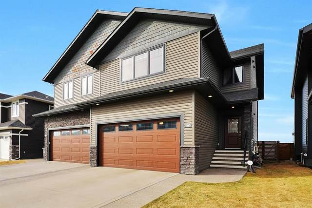 90 Turner Crescent, Red Deer, AB T4P 0L2 (#A1089847) :: Calgary Homefinders