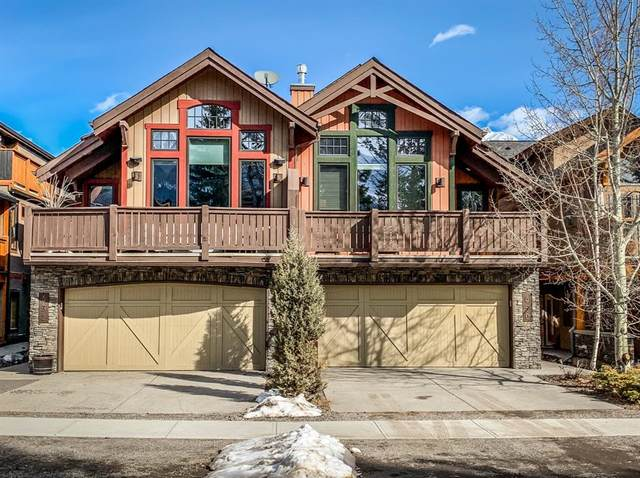630 4th Street, Canmore, AB T1W 2H3 (#A1089872) :: Redline Real Estate Group Inc