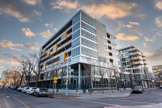 235 9A Street NW #709, Calgary, AB T2N 4H7 (#A1089994) :: Redline Real Estate Group Inc