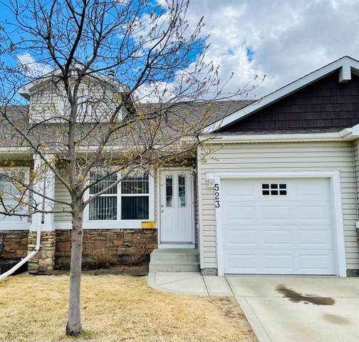 523 Jenkins Drive, Red Deer, AB T4P 3X1 (#A1090019) :: Western Elite Real Estate Group
