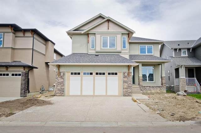 134 Kinniburgh Road, Chestermere, AB T1X 0T8 (#A1090101) :: Redline Real Estate Group Inc