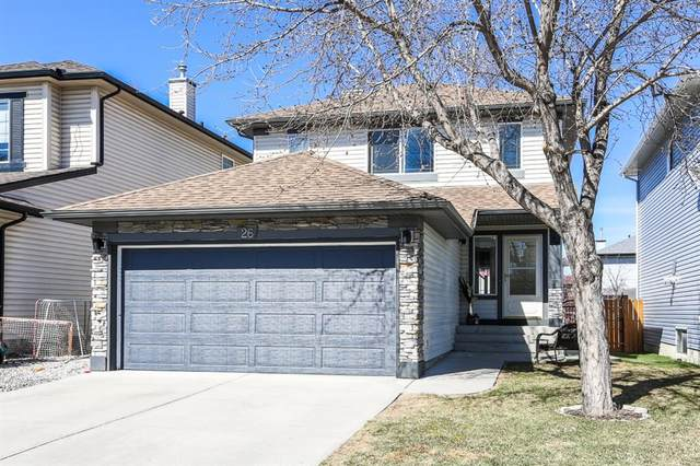 26 Simcoe Terrace SW, Calgary, AB T3H 4S6 (#A1090139) :: Redline Real Estate Group Inc