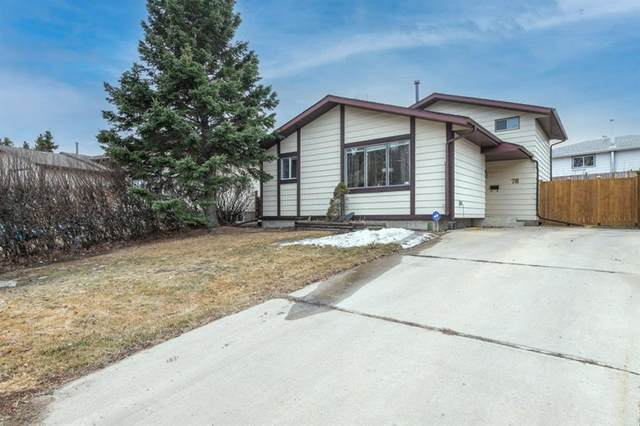 78 Glendale Boulevard, Red Deer, AB T4P 2P4 (#A1090158) :: Redline Real Estate Group Inc