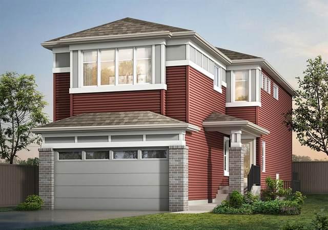 57 Sundown Avenue, Cochrane, AB T4C 2T3 (#A1090325) :: Redline Real Estate Group Inc