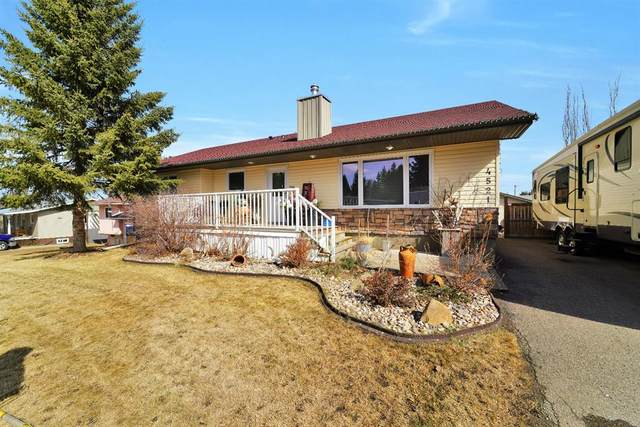 4521 47 Street, Sylvan Lake, AB T4S 1L3 (#A1090389) :: Calgary Homefinders
