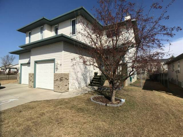 11 Hillview Road, Strathmore, AB T1P 1S7 (#A1090511) :: Redline Real Estate Group Inc