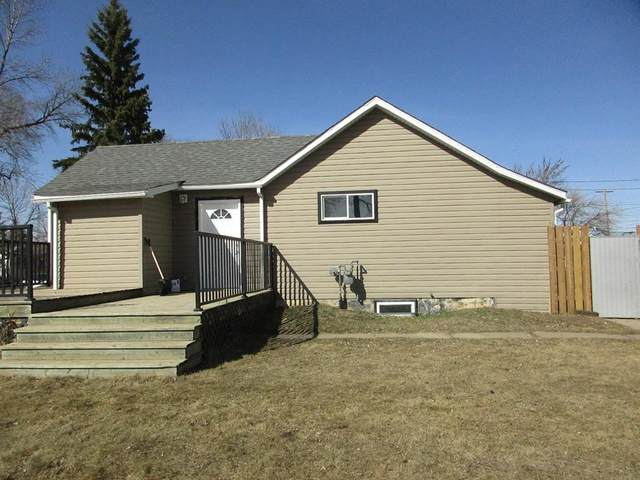 4901 44 Street, Stettler Town, AB T0C 2L0 (#A1090580) :: Calgary Homefinders