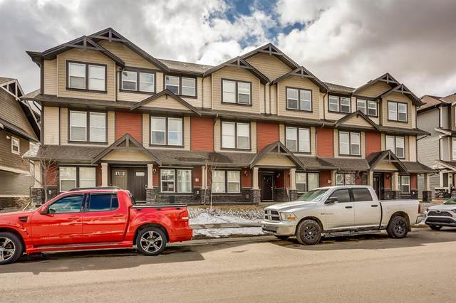 280 Williamstown Close NW #502, Airdrie, AB T4B 0Z7 (#A1090600) :: Redline Real Estate Group Inc