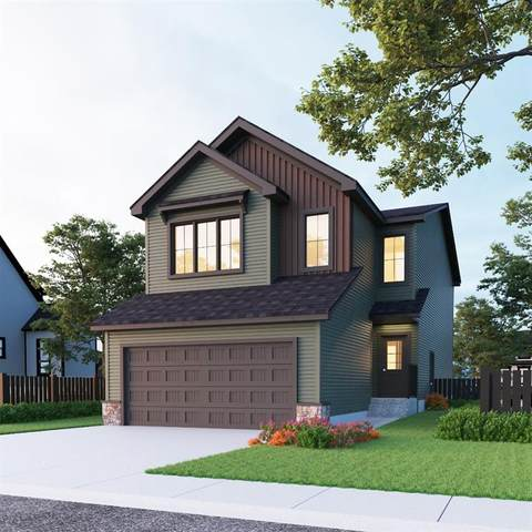278 Creekside Way SW, Calgary, AB T0L 0X0 (#A1090642) :: Greater Calgary Real Estate