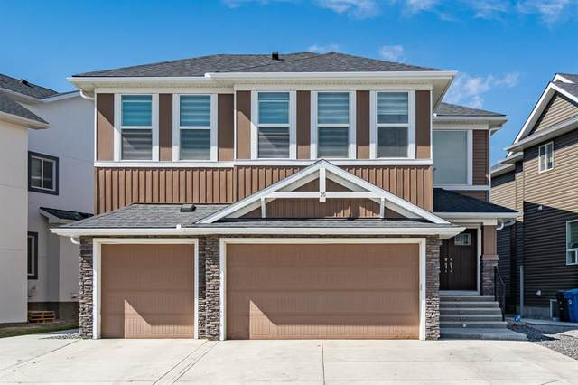 16 Redstone Link NE, Calgary, AB T3N 0T9 (#A1090668) :: Redline Real Estate Group Inc