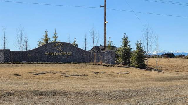 39 Windhorse Green, Rural Rocky View County, AB T3Z 0B4 (#A1090686) :: Redline Real Estate Group Inc