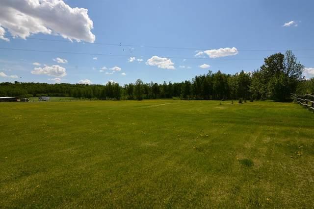 44101 Range Road 214 # 118, Rural Camrose County, AB T0B 1M0 (#A1090796) :: Calgary Homefinders
