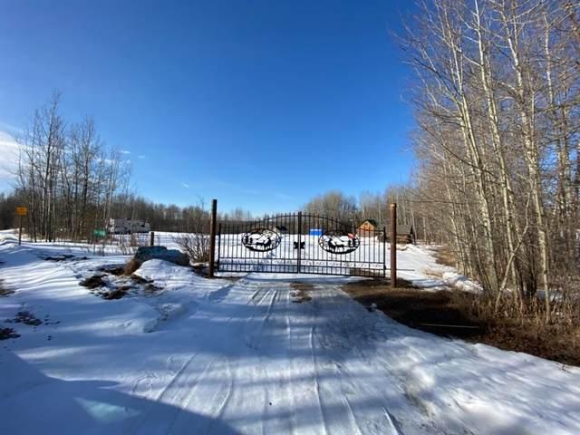 695082 Range Road 124, Rural Grande Prairie No. 1, County of, AB T0H 1J0 (#A1090804) :: Team Shillington   eXp Realty