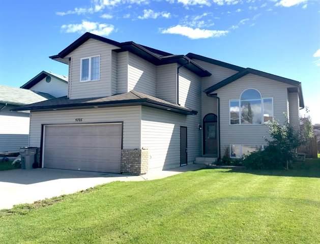 9705 67Ave, Grande Prairie, AB T8W 2W2 (#A1090820) :: Calgary Homefinders