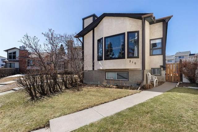 210 Cedarbrook Bay SW, Calgary, AB T2W 4R4 (#A1090917) :: Redline Real Estate Group Inc