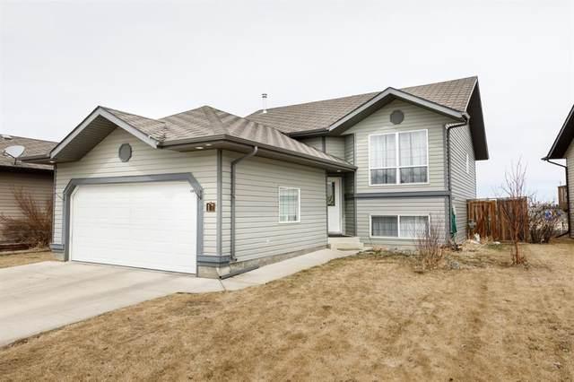 17 Mann Drive, Penhold, AB T0M 1R0 (#A1090977) :: Calgary Homefinders