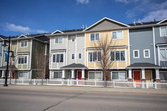 5210 Lakeshore Drive #108, Sylvan Lake, AB T4S 0M6 (#A1090999) :: Canmore & Banff