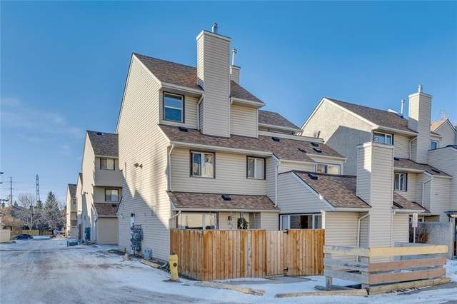 35 Glamis Green SW #121, Calgary, AB T3E 6T9 (#A1091078) :: Redline Real Estate Group Inc