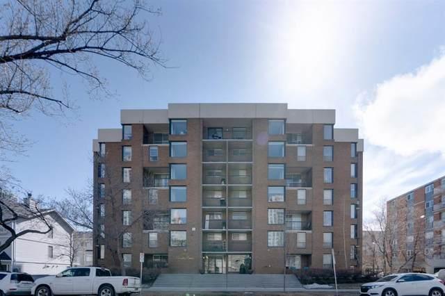 1123 13 Avenue SW #401, Calgary, AB  (#A1091126) :: Dream Homes Calgary