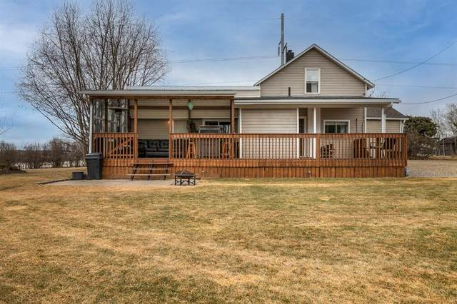 2525 Township Road 382, Rural Red Deer County, AB T0M 0X0 (#A1091130) :: Calgary Homefinders