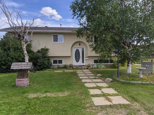 33 Garden Road, Lacombe, AB T4L 1R8 (#A1091143) :: Calgary Homefinders