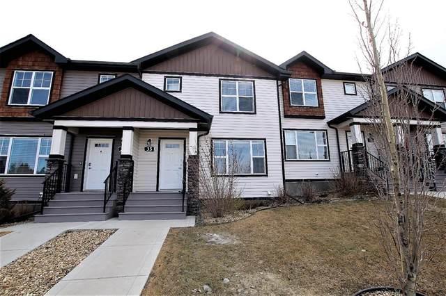 35 Crestview Boulevard, Sylvan Lake, AB T4S 0N4 (#A1091174) :: Calgary Homefinders