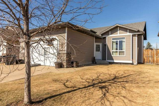 63 Iron Wolf Boulevard, Lacombe, AB T4L 2K5 (#A1091182) :: Calgary Homefinders