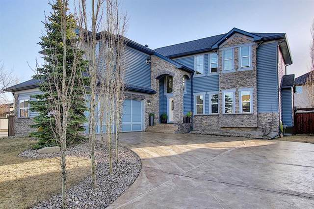 745 Canoe Avenue SW, Airdrie, AB T4B 3K5 (#A1091305) :: Redline Real Estate Group Inc
