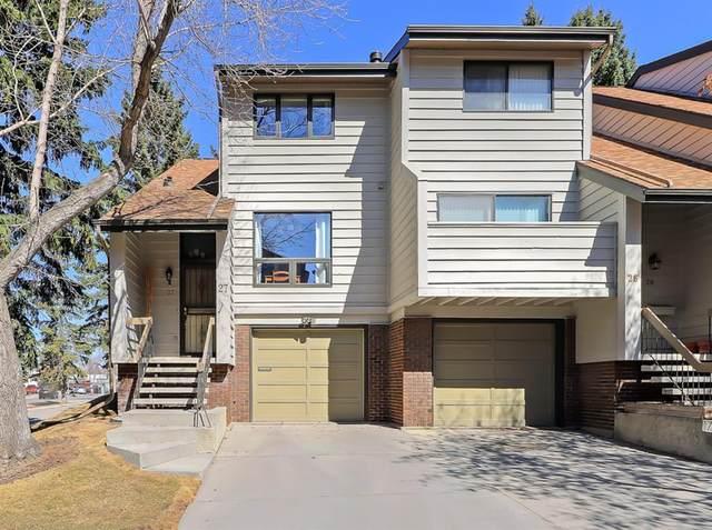 3302 50 Street NW #27, Calgary, AB T3A 2C6 (#A1091443) :: Dream Homes Calgary