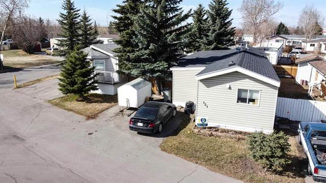 6724 17 Avenue SE #121, Calgary, AB T2A 0W5 (#A1091602) :: Redline Real Estate Group Inc