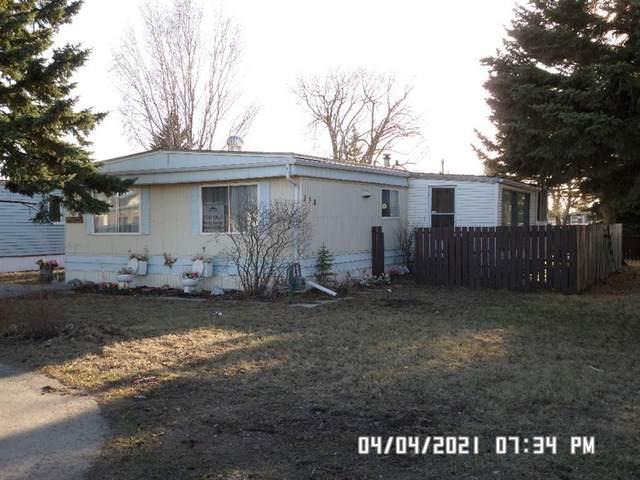 6724 17 Avenue SE #138, Calgary, AB T2A 0W5 (#A1091606) :: Redline Real Estate Group Inc