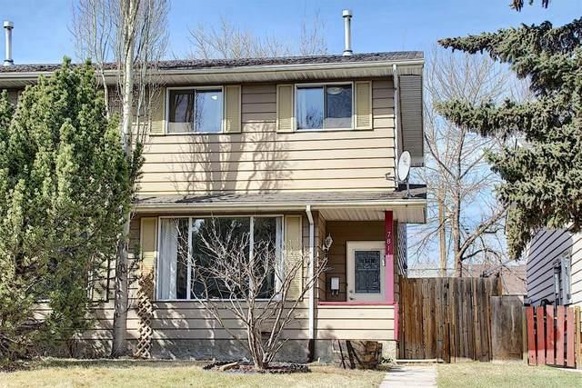 7811 21 Street SE, Calgary, AB T3H 1H2 (#A1091682) :: Redline Real Estate Group Inc