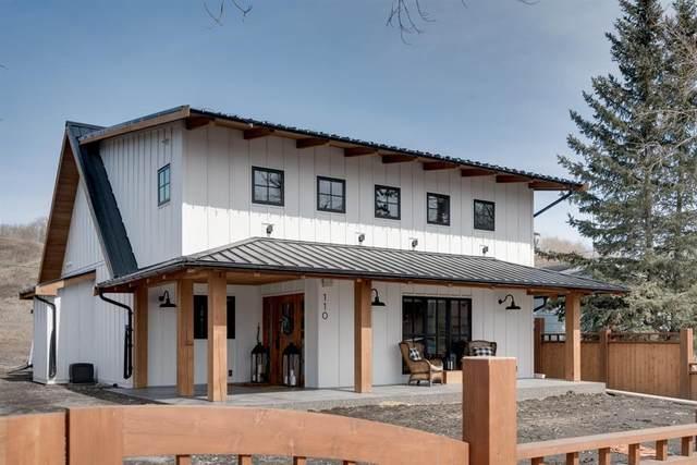 110 Elma Street, Okotoks, AB T1S 1J9 (#A1091707) :: Redline Real Estate Group Inc