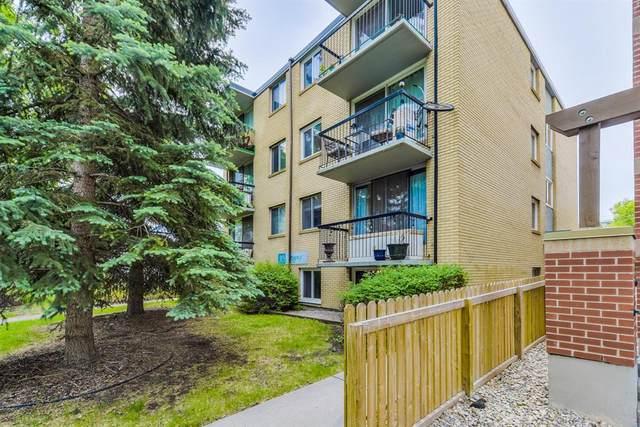 313 20 Avenue SW #101, Calgary, AB T2S 0E6 (#A1091738) :: Canmore & Banff