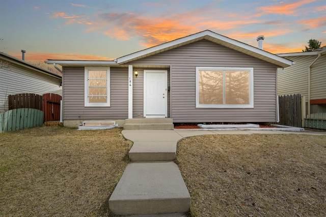 184 Castlebrook Drive NE, Calgary, AB T3J 1V7 (#A1091943) :: Redline Real Estate Group Inc