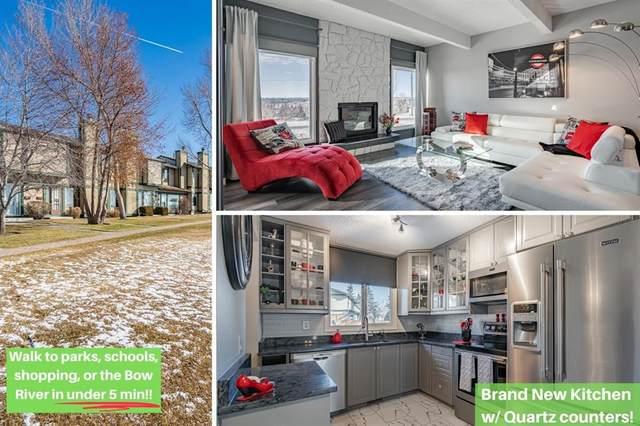 7166 18 Street SE #14, Calgary, AB T2C 1Y9 (#A1091974) :: Redline Real Estate Group Inc