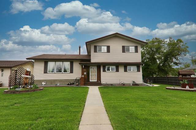 208 Niblock Street, Bawlf, AB T0B 0J0 (#A1091980) :: Calgary Homefinders